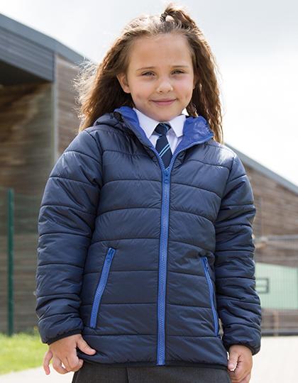 Core Youth Soft Padded Jacket